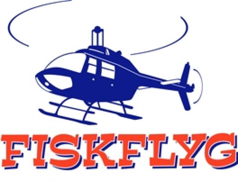 Fiskflyg logotyp