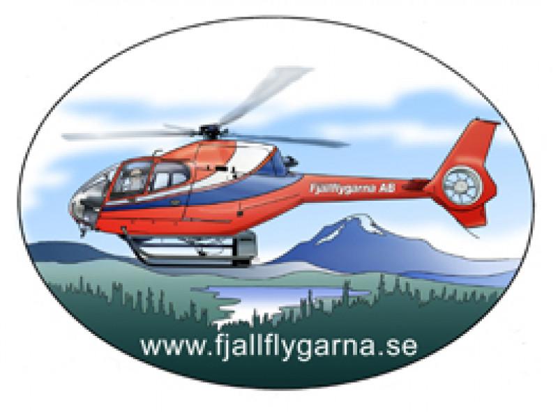 Fjällflygarna logotyp
