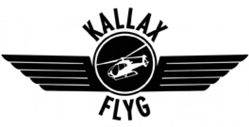 Kallax Flyg logotyp