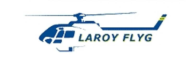 Laroy Flyg (2) logotyp