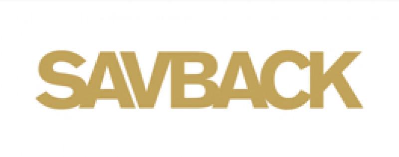 Savback Helicopters logotyp