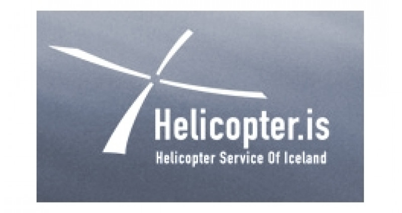 Helicopter Service of Iceland logotyp