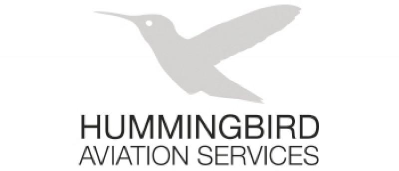 Hummingbird Aviation Services logotyp