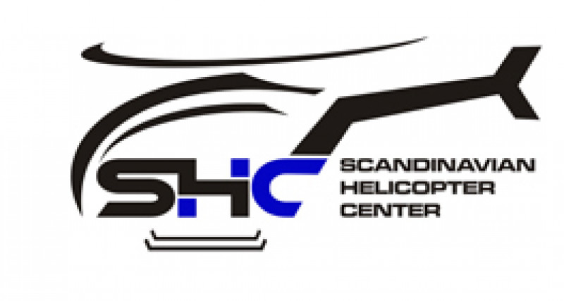 Scandinavian Helicopter Center logotyp