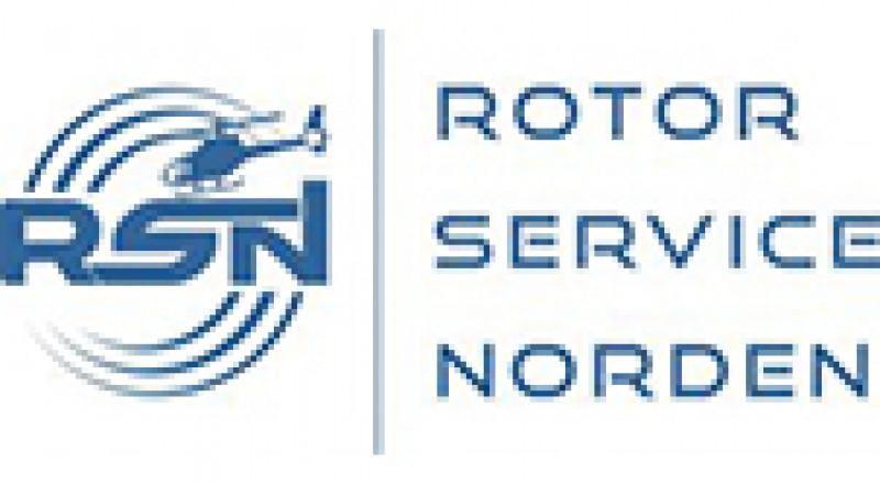 Rotor Service Norden logotyp